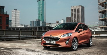Ford Gets Off to a Hot Start in Europe Thanks to Fiesta, Transit