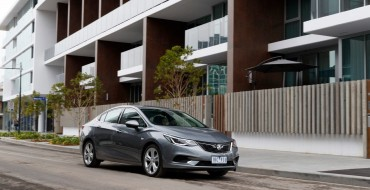Holden Astra Sedan Launches with Byron Bay Test Drive Event, Starts at $21,990