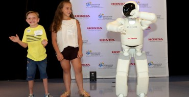 """Like"" This Honda ASIMO Video to Raise Money for Columbus' Nationwide Children's Hospital"