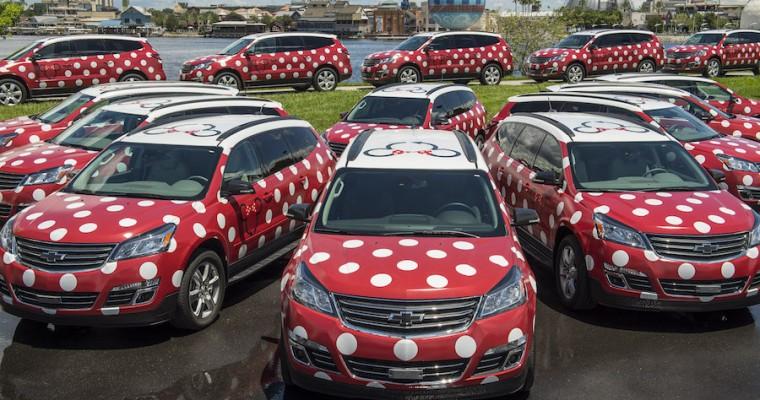 Disney Adding Custom Ride-Share Fleet and Gondola Network to Walt Disney World Resort