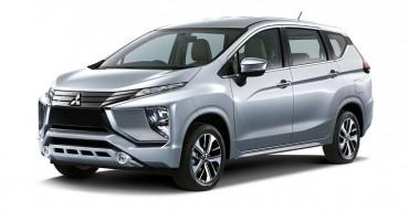 Mitsubishi Gives First Glimpse of Upcoming MPV