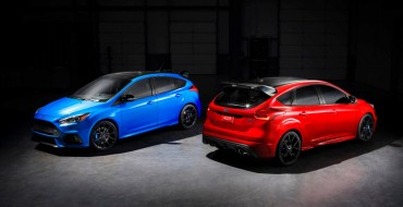 Ford Offering 1,500 Limited-Edition 2018 Focus RS Before End of Current Generation
