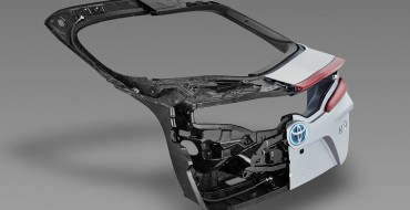 Toyota Receives Altair Enlighten Award for Innovative Weight Reduction