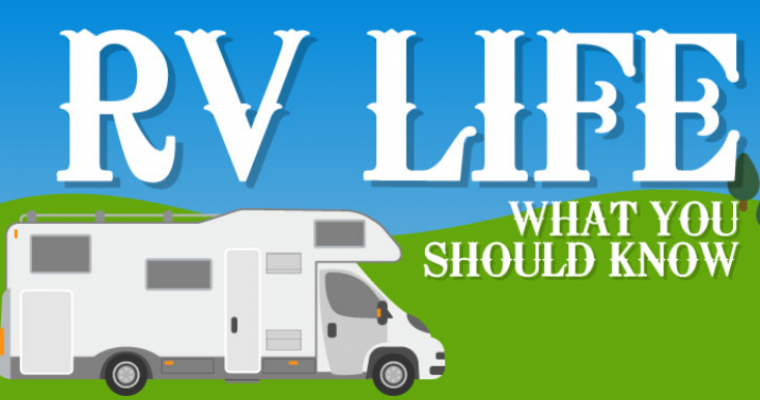 Infographic: Everything You Ever Wanted to Know About RV Life