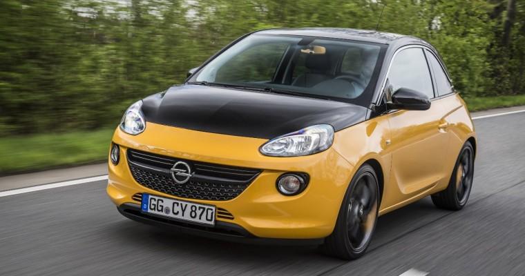Opel ADAM BLACK JACK Priced at €14,950