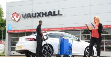 Vauxhall Retailers Make AdBlue Top Ups Easier, More Affordable
