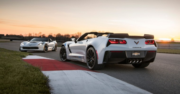 2018 Chevrolet Corvette Z06 Overview