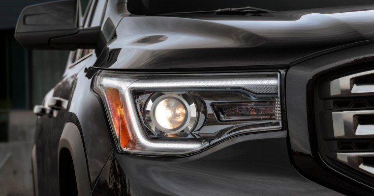What Are the Differences Between the 2018 GMC Terrain and Acadia?