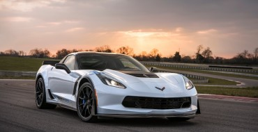 Chevrolet Corvette Included on Consumer Reports 10 Most Satisfying Cars List for 2017
