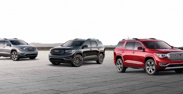2018 GMC Acadia Overview