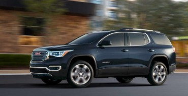 "GMC Acadia Rated ""Good"" in New IIHS Passenger Small-Overlap Crash Test"