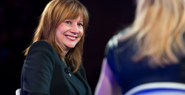 Mary Barra Urges Women to Stick With It