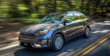 Kia Soon to Release All-Electric 2018 Niro, Brand Set to Have 8 EVs by 2022