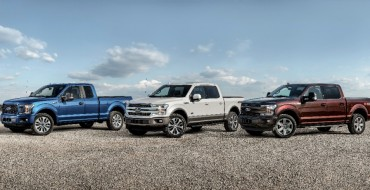 New and Improved 2018 Ford F-150 Engines Deliver Best-in-Class Efficiency, Towing, and Payload