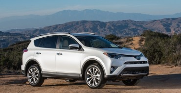 Toyota Enjoys Strongest Sales Month of the Year So Far Thanks to RAV4
