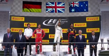 Hamilton Equals Schumacher's Pole Record and Prevails in Belgium