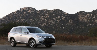 Mitsubishi Outlander Has Best July Sales Month Ever