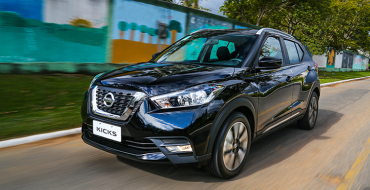 Nissan Kicks Earns 2017 Best Buy Title from Brazilian Magazine
