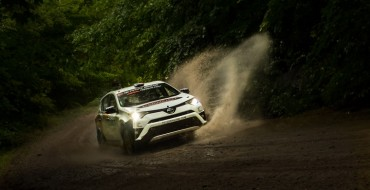 Toyota RAV4 Closes Out Perfect Season With Dominant Ojibwe Forests Rally Win