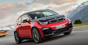 BMW Updates the 2018 i3 with Sharper Looks and More Performance