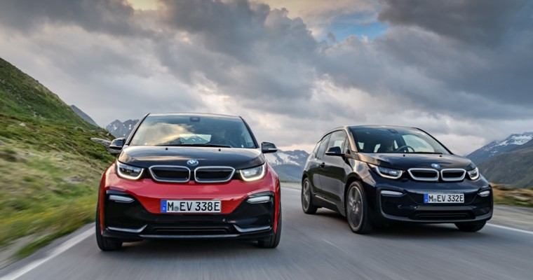 BMW Ends 2017 with a Strong Month of Sales in December