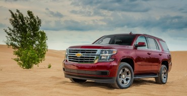 [Photos] Chevy Announces New Tahoe Custom Trim for 2018 Model Year