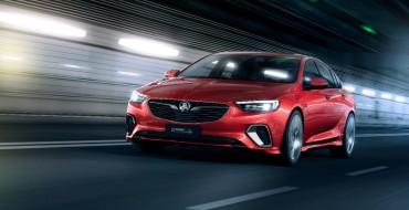 Holden Reveals New Commodore VXR Based on Buick Regal GS