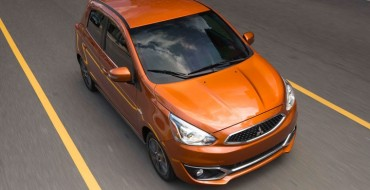 2018 Mitsubishi Mirage Overview
