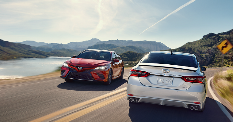 2018 Toyota Camry Overview