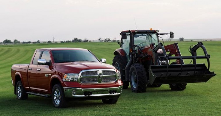 Ram Cultivates Farmer-Friendly Truck with 2018 Harvest Edition