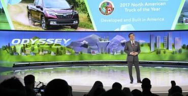 Honda Wants Partners to Tackle EV Future, Not Tie-Ups
