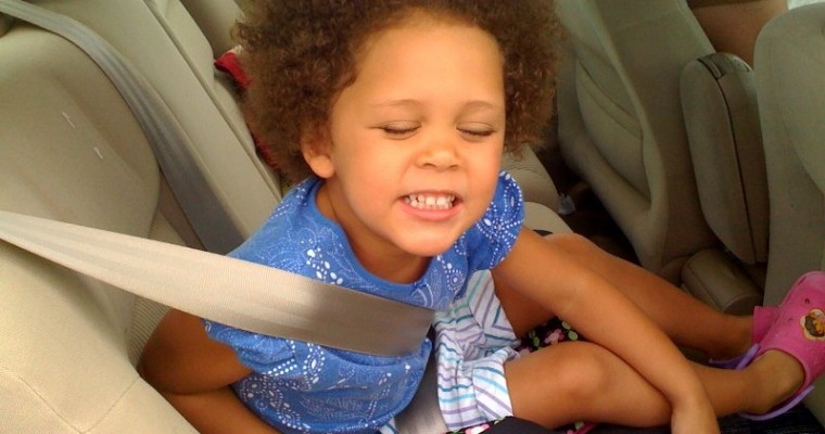 Booster Seat Believed to Have Protected Child in Car Crash