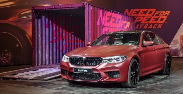 "New BMW M5 Makes its Debut in ""Need for Speed Payback"""