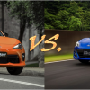 What's the Difference Between the Subaru BRZ and the Toyota 86?