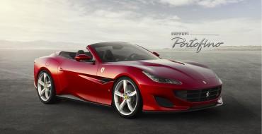 Ferrari Reveals Its New Entry-Level Ferrari Portofino