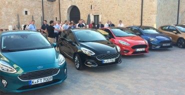 Customers, Reps Get Hands-On Experience with New Fiesta at Ford Fleet Expo 2017