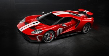 Ford GT Application Process to Reopen Later This Year