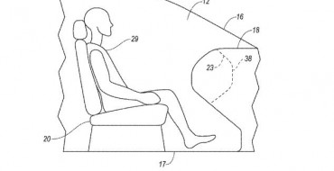 Ford Files Patent Application for Removable Steering Wheel, Pedals