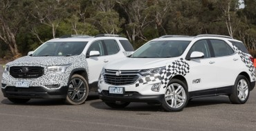 Holden Looks To Bolster SUV Sales With Upcoming Addition of Equinox, Acadia