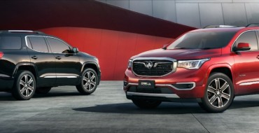 Holden Acadia Arriving Down Under Later This Year
