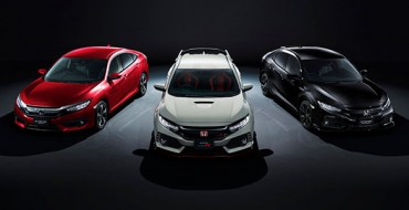 Honda Sets Sept. 29 Street Date for New Civic in Japan