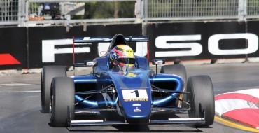Path to Formula One: FIA Formula 4