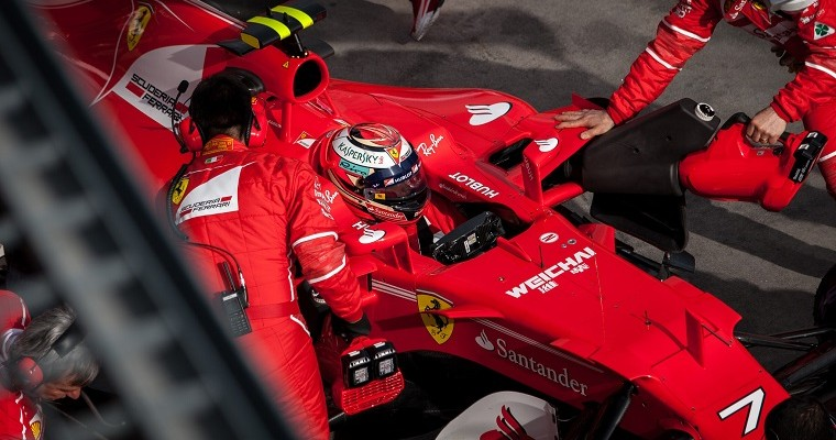 The Comprehensive Guide to the Formula One Ladder