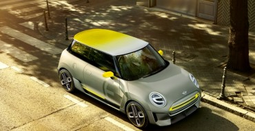 MINI Reportedly Considers an All-Electric Future for Its Vehicles