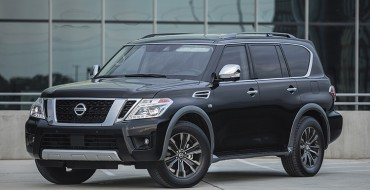 2018 Nissan Armada Pricing Announced