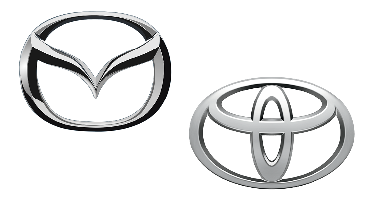 Toyota & Mazda to Build New $1.6 Billion, 4000-Job Plant in USA