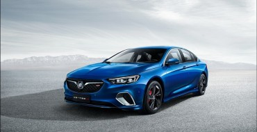 New Buick Regal Launches in China, Including GS Trim and Hybrid Model