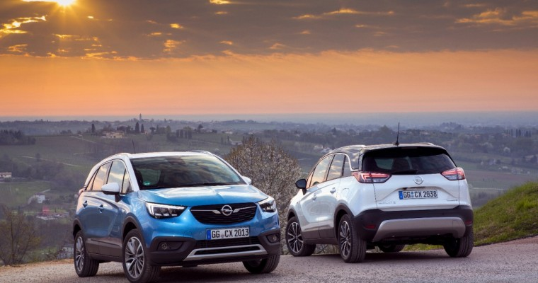Popularity of Small SUVs on the Rise Across Europe