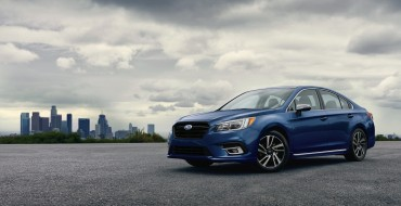 2018 Subaru Legacy Overview
