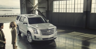 2018 Cadillac Escalade Overview